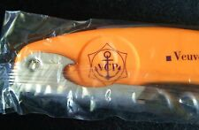 VEUVE CLICQUOT CHAMPAGNE JELLY   CORKSCREW  SEALED IN POLYBAG