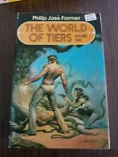 The World of Tiers Volume 2 by Philip Jose Farmer 1977 Hardcover book club ed