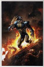 RETURN OF WOLVERINE #1 Clayton Crain VIRGIN Exclusive RARE 1000 MADE VARIANT NM