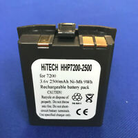 Hitech HHP Honeywell DOLPHIN 7200 ...P/N.:200-00233(Japan GS Yuasa 3.6v2500mAh)
