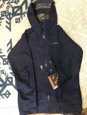 NWT Patagonia Men's PowSlayer Jacket Gore-Tex Pro Navy Blue Small