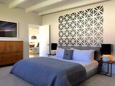Mid Century Modern Bricks, Brick Wall Decals, Mid Century Modern Wall Art, Retro