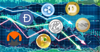 Crypto Currency Coin Project Research on Demand $XRP $XLM NANO ADA KMD IOTA ETH