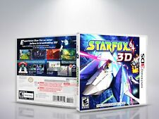 Star Fox 64 3D - 3DS - Replacement - Cover / Case - NO Game