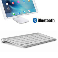Bluetooth Wireless Keyboard For iPad iMac iPhone IOS Tablet Replacement Keyboard