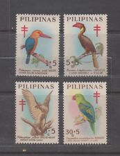 Philippine Stamps 1967 Philippine Birds Complete set MNH