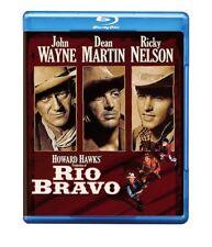 Rio Bravo (Blu-ray Disc, 2015) John Wayne Dean Martin NEW