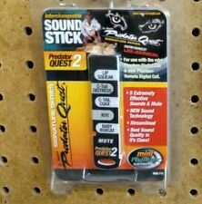 Pedator Game Call Sound Stick Preator Quest 2 Coyote Call Rabbit Distress Bobcat