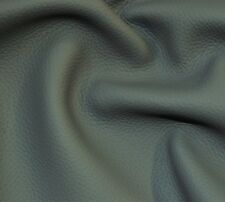 219 sf Gray Blue  Upholstery leather Cow Hide Skin d4hs - v