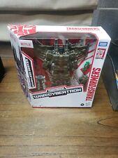 Transformers F09755 War for Cybertron Sparkless Seeker Deception Action Figure