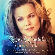 Greatest - Belinda Carlisle (2015, CD NEUF)