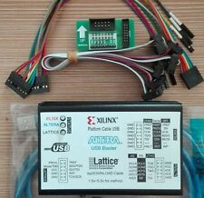USB 2.0 XILINX ALTERA LATTICE 3 IN1 Download Program Platform