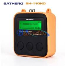 Sathero SH-110HD DVB-T DVB-T2 Terrestrial Finder