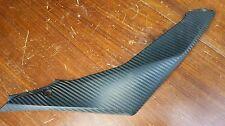 Suzuki GSXR 1000 derecho en virtud de Tanque Carenado de fibra de carbono Efecto