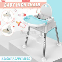 26Inch Baby High Chair Infant Toddler Feeding Floor Protector Floor Mat Cle