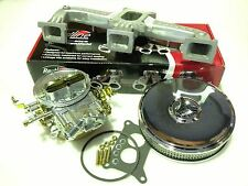 HOLDEN RED 202 HOLLEY 350 2BBL + NEW AIR FILTER + NEW MANIFOLD CARB PACKAGE PERF