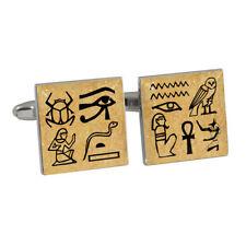 GEROGLIFICI Gemelli EGITTO PIRAMIDE egiziano SCRITTURA TESTO NUOVA in scatola