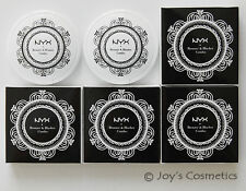"3 NYX Bronzer & Blusher Combo - BBC ""Pick Your 3 Color"" *Joy's cosmetics*"