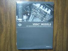 HARLEY VRSC MODELS ELECTRICAL DIAGNOSTIC MANUAL 2011 99499-11