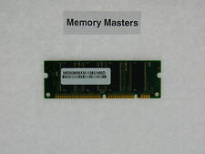 MEM2600XM-128U160D 128MB Approved DRAM DIMM Memory for 2600XM Series Router