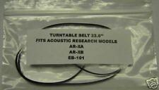 "NEW 23.6"" AR Turntable Belt Fits AR-XA, AR-XB, EB-101"