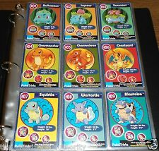 Complete Original 151 Card Set CHARIZARD Blastoise Venusaur Pokemon  MINT/NM