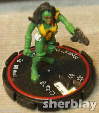 HeroClix WizKids Mini Figure Infinity Challenge 2002 Marvel Hydra Medic 012