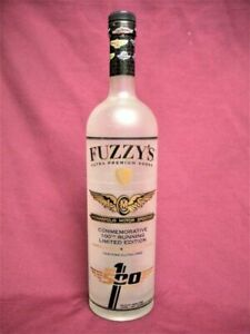 2016 Limited Edition 100th Anniversary INDY 500 Fuzzy's Vodka Bottle Race Car