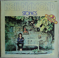 "NEIL DIAMOND ""STONES/MOODS""  33T 2LP"