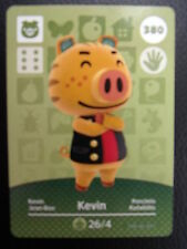Animal Crossing Série 4 - Amiibo Cartes - 361 - 400 - Neuf - Choisir
