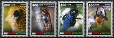 Guinea-Bissau Bees Stamps 2020 MNH Bumblebee Carpenter Bee Insects 4v Set