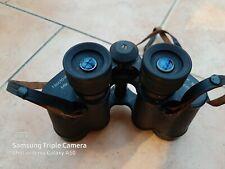 Noctovist Vintage Mk2 8 x 30 Fully Coated Binoculars German GDR & Leather Case