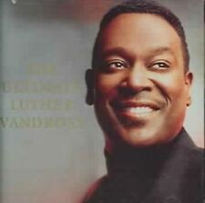 Ultimate Luther Vandross - CD Soul Great Tracklist