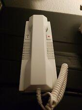 STR HT 2001-2 Sprechstelle Haustelefon Wohntelefon Sprechanlage weiß Neu OVP