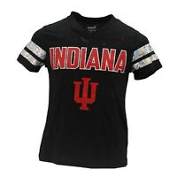 Indiana Hoosiers Official NCAA Kids Youth Girls Size Sheer T-Shirt New with Tags