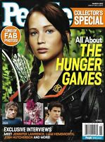 People Magazine The Hunger Games Collector's Special Issue Jennifer Lawrence