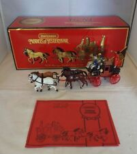 Matchbox Models of Yesteryear Diecast Horse-Drawn Vehicles