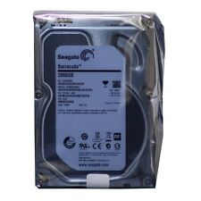 "Seagate Barracuda 2TB ST2000DM001 7200 RPM 64MB SATA3 6Gb/s 3.5"" Hard Disk Drive"