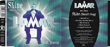 Lamar featuring Jemini - Shine (David´s Song)  (1999)  - CD 5 Track Single