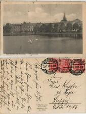 Ansichtskarte Schwerin Promenade 1920