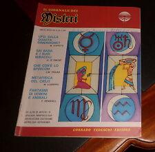 IL GIORNALE DEI MISTERI - editore: Tedeschi - nr. 143 (1983) ottimo