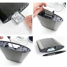 "Nuevos de 2.5 ""HDD Disco Duro Soporte de montaje Caddy Para Sony Ps3 Super Slim De 12 Gb"