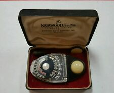 Norwood Director Exposure Meter, American Bolex Company Incorporated New York