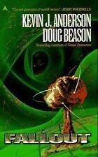 Fallout Anderson, Kevin J., Beason, Douglas Mass Market Paperback