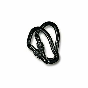Hunter Safety System High Strength Treestand Safety Harness Carabiner - 2/Pack