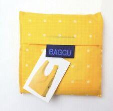 BAGGU YELLOW DOT Standard Size Reusable Bag - NWT - Discontinued Pattern