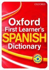 Oxford First Learner's Spagnolo Dizionario 2010 Edizione di , Nuovo Libro , (