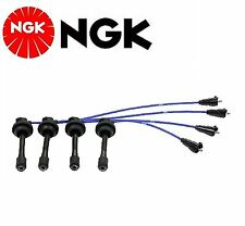 NGK Spark Plug Ignition Wire Set For Toyota Corolla 1.8L 1997-1999