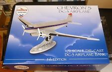 NEW Chevron DC-3 AIRPLANE BANK - 5th EDITION (1:72 scale)