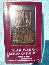 THE STAR WARS TRILOGY(SPECIAL EDITION)--RETURN OF THE JEDI JAMES KAHN P/B
